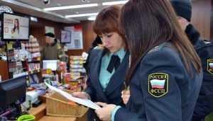 В Брянске суд и приставы закрыли винный магазин «Красное и белое»