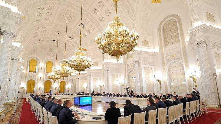 Брянского губернатора пригласили в Кремль на заседание Госсовета
