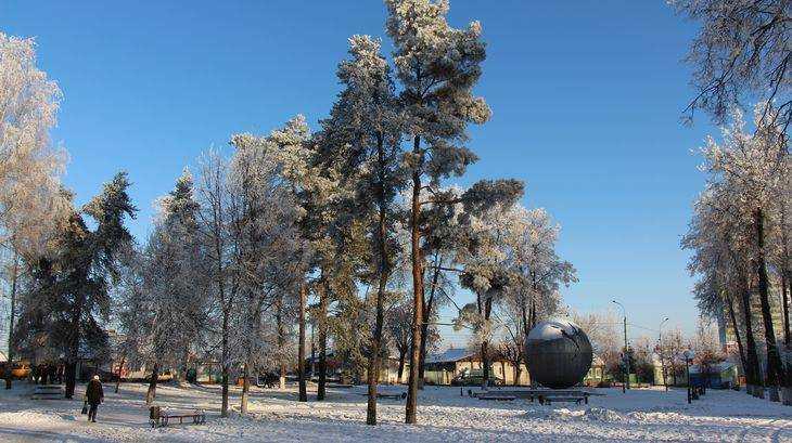 Предстоящая неделя в Брянской области будет снежной