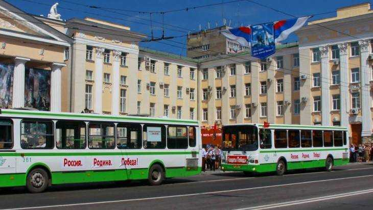 Брянск 28 декабря получит 20 новых автобусов ЛиАЗ