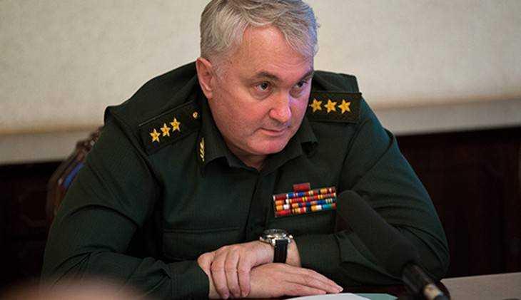 Брянск отчитался командующему Западного военного округа