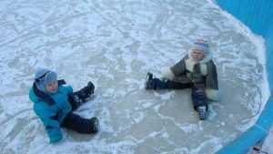 Брянцам пообещали зимой 291 каток и хоккейный корт