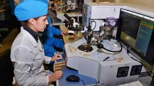 Брянский «Кремний» получит 200 млн рублей на производство микросхем