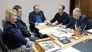 Заместитель брянского губернатора Сергеев побывал с проверкой в Сельцо