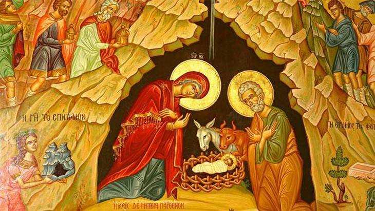 Митрополит Александр поздравил православных брянцев с Рождеством
