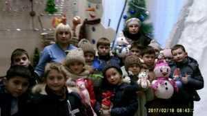 В бесснежном Трубчевске рассказали об истории снеговиков