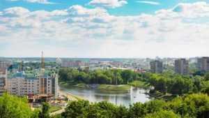 Брянскую компании выпроводили из Орла за отказ убирать парки