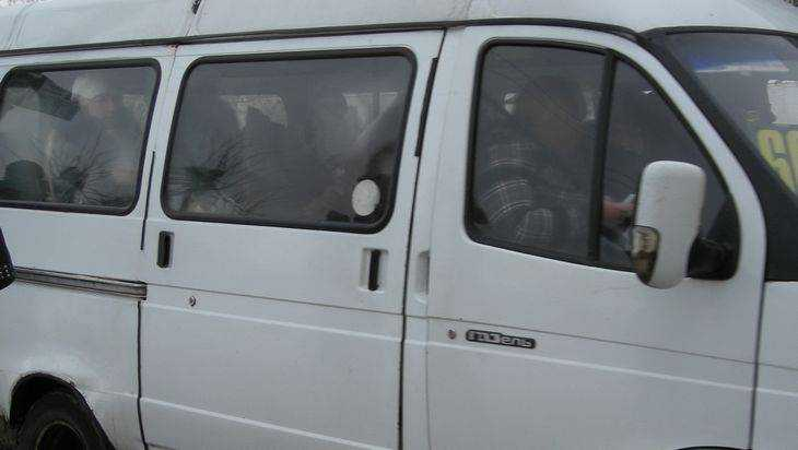 Брянский маршрутчик пожаловался на чиновников департамента транспорта