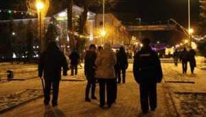 В Брянской области новогодние гуляния прошли без происшествий