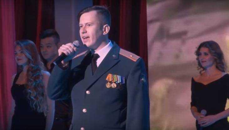 Брянский майор стал лауреатом фестиваля военной песни «Катюша»