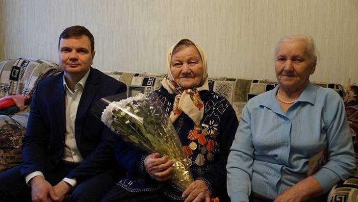 Благодарная 90-летняя брянская пенсионерка написала письмо президенту Путину