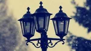 Брянск «ослеп» из-за старых проводов и светильников