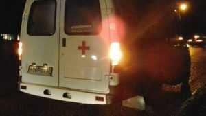 Под Брянском Hyundai врезался в фуру из-за выпавшего тюка соломы