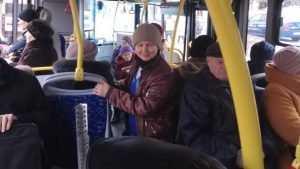 Брянцев поразил вежливый и общительный кондуктор автобуса №27