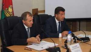 Глава Брянска и мэр Макаров 24 января проведут пресс-конференцию