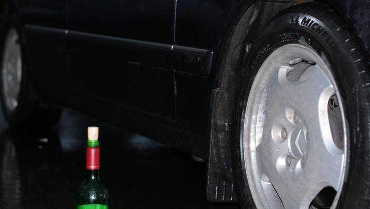 В Брянской области за 1 января 2018 года поймали 21 пьяного водителя