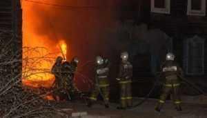 В Унече ночью случился пожар в общежитии – эвакуировали 47 человек