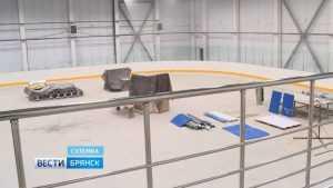 В брянском поселке Суземка откроют ледовую арену