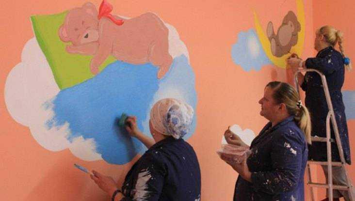 В Стародубе 8 марта откроют новый детсад «Солнышко»