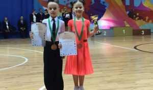 Танцоры из брянской «Фантазии» завоевали «бронзу» на первенстве ЦФО