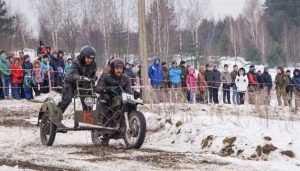 «Ночные волки» проведут мотопробег по зимним лесам Брянщины