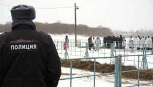 За безопасностью брянцев на Крещенских купаниях будут следить 510 человек