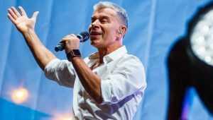 Олег Газманов споёт в Брянске 25 февраля