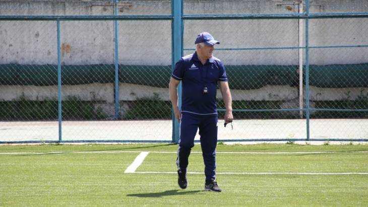 Бывший тренер брянского «Динамо» Ешугов устроился в родной клуб