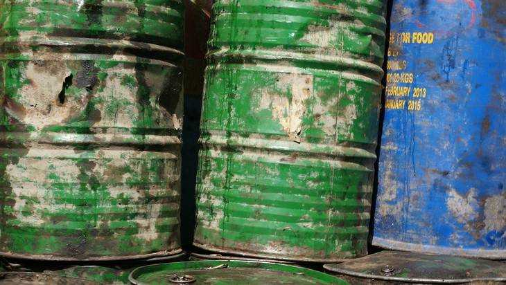 Начальника брянского депо обвинили в краже масла на 1,5 млн рублей