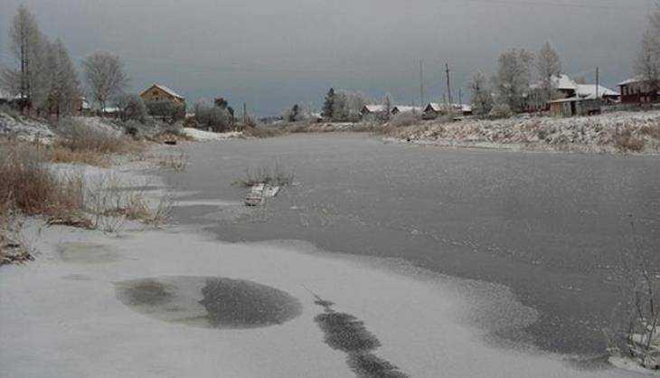Под Новозыбковом на замерзшем озере нашли тело пропавшего парня