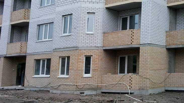 В Новозыбкове в 2018 году построят два дома на 65 квартир