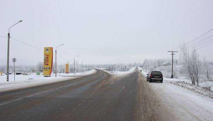 На трассе Орёл – Брянск – Смоленск на 8 месяцев ограничат движение