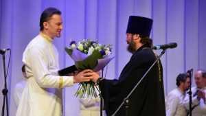 В Брянске с успехом выступил Патриарший хор Свято-Данилова монастыря