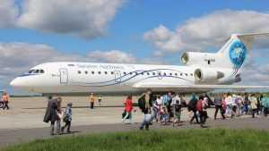 Открылась продажа билетов на летние авиарейсы Брянск – Сочи