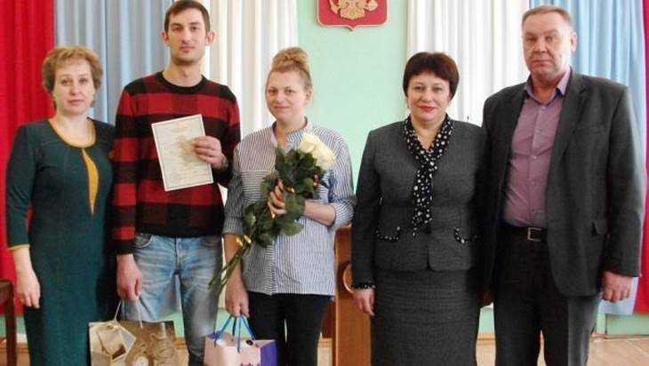 В Выгоничском районе зарегистрирован первый в 2018 году младенец