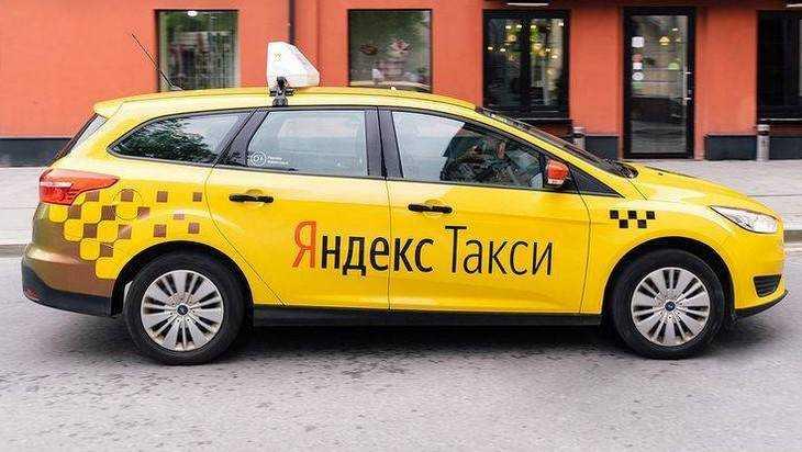 В Брянске неумелые заказчики «Яндекс.Такси» накуролесили на Новый год