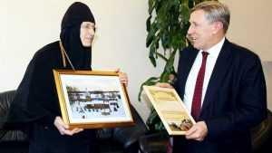 Настоятельница Николо-Одрина монастыря поблагодарила депутата за помощь