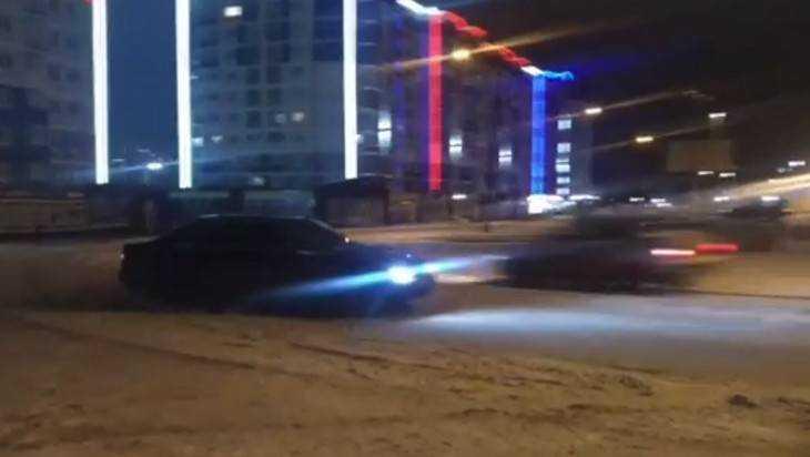 В Брянске «адские гонщики» пообещали дразнить «зверствующую ГИБДД»