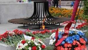 Власти Брянска сказали, почему погас Вечный огонь на площади Партизан
