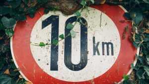 В России предложили размещать знаки ограничения скорости на салатовых щитах