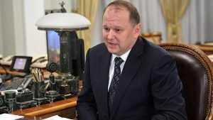 В Брянск на собрание земств приехал помощник Президента Николай Цуканов