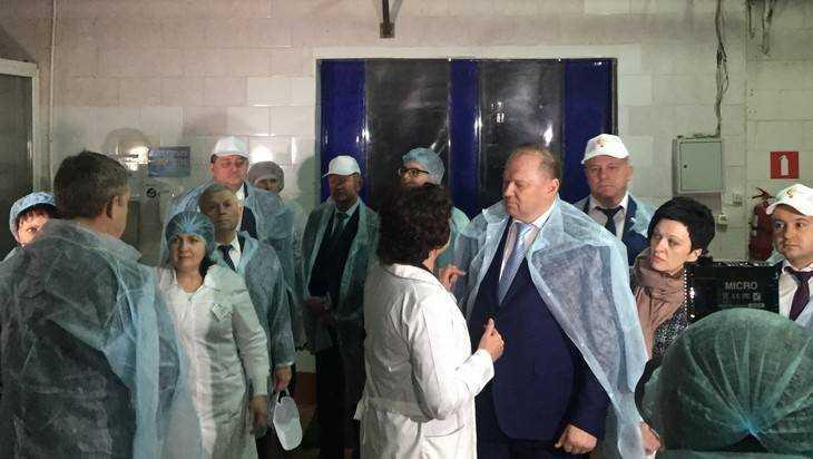 Мастерство брянских сыроделов впечатлило помощника Президента России