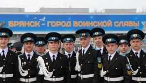 Брянские кадеты выявили сильнейших