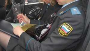 Брянского пристава осудили условно за присвоение 270 тысяч