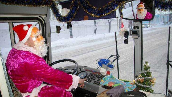 На Рождество жителей Брянска будут возить дополнительные троллейбусы