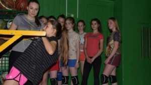 В Клинцах Брянской области прошел физкультурный фестиваль