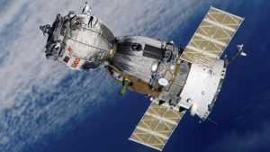 В России увеличат выпуск солнечных батарей для спутников