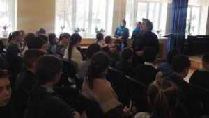 Учеников брянской школы призвали не материться