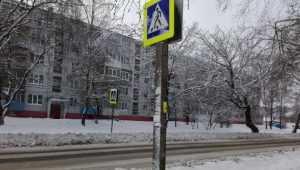 Житель Брянска рассказал о бесполезном переходе на улице Полесской