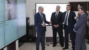 Брянскому губернатору показали секретный «бункер» энергетиков